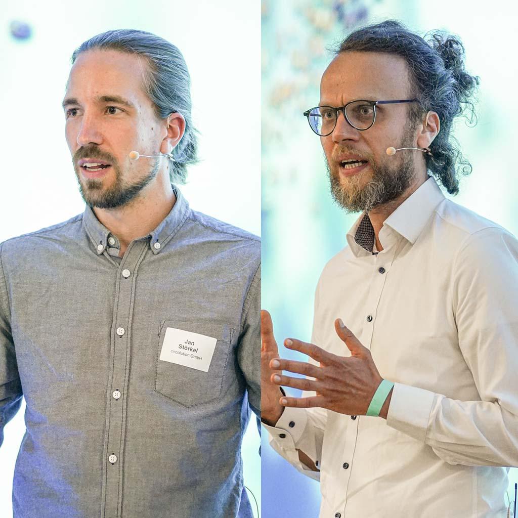 Jan Störkel & Kirils Jegorovs, circolution