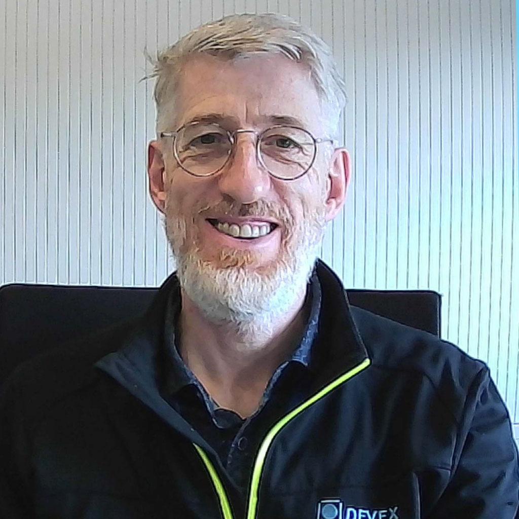 Axel Remke, DEVEX Verfahrenstechnik