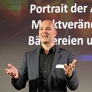 Bernd Kütscher, Akademie Deutsches Bäckerhandwerk Weinheim