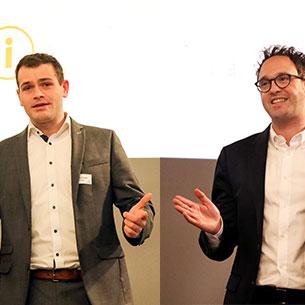 Dr. Aris Kaschefi, Bundesverband der Deutschen Vending- Automatenwirtschaft & Christian Fuchs, PREMO GROUP