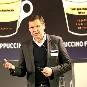Dr. Oliver Knop, Luigi Lavazza Deutschland