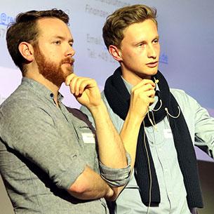 Florian Pachaly & Fabian Eckert, reCup