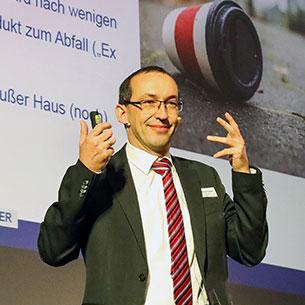 Dr. Andreas Finckh, Behörde für Umwelt und Energie