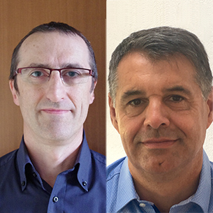 Giorgio Dini & Manfred Hoffmann, Amcor Flexibles