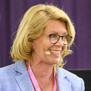 Marie Haga, Crop Trust