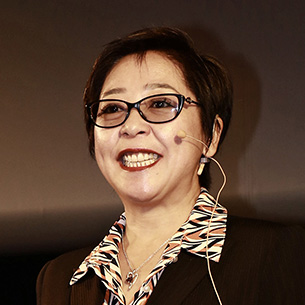 Jingya Fu, Secretary General/Standing Vice Chairperson China Coffee Association