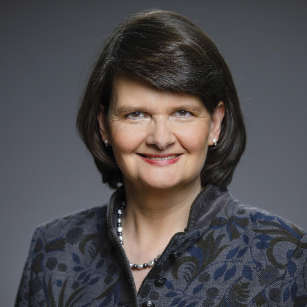 Dr. Maria Flachsbarth, <br />Parlamentarische Staatssekretärin des Bundesministeriums für wirtschaftliche Zusammenarbeit und Entwicklung