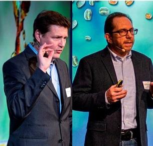 Greg Meenahan, World Coffee Research & Philip von der Goltz, List + Beisler GmbH