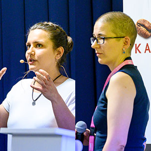 Stefanie Hesse & Katharina Scholz, Quijote Kaffee