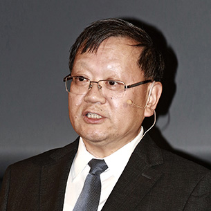 Tao Bailiang, Counsellor of the Chinese Consulate-General in Hamburg and director of economic and commercial section