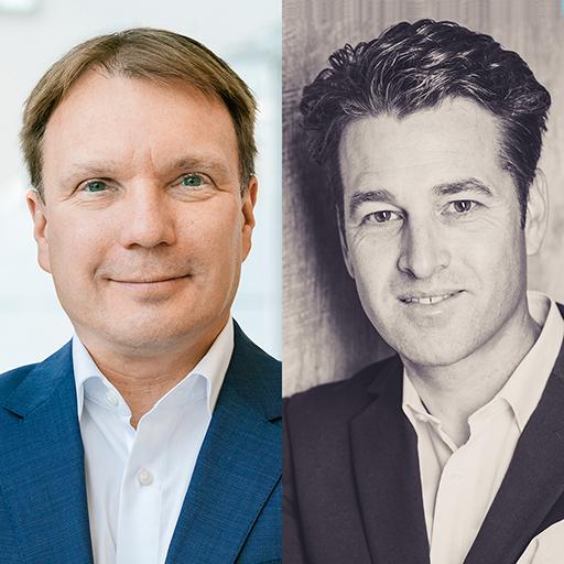 Stefan Dierks, Melitta Group Management <br>  & Jan Rischkopf, Melitta Europa, Geschäftsbereich Kaffee