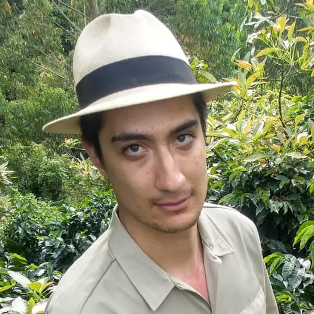 Federico Ceballos-Sierra, EIA University in Medellín, Colombia