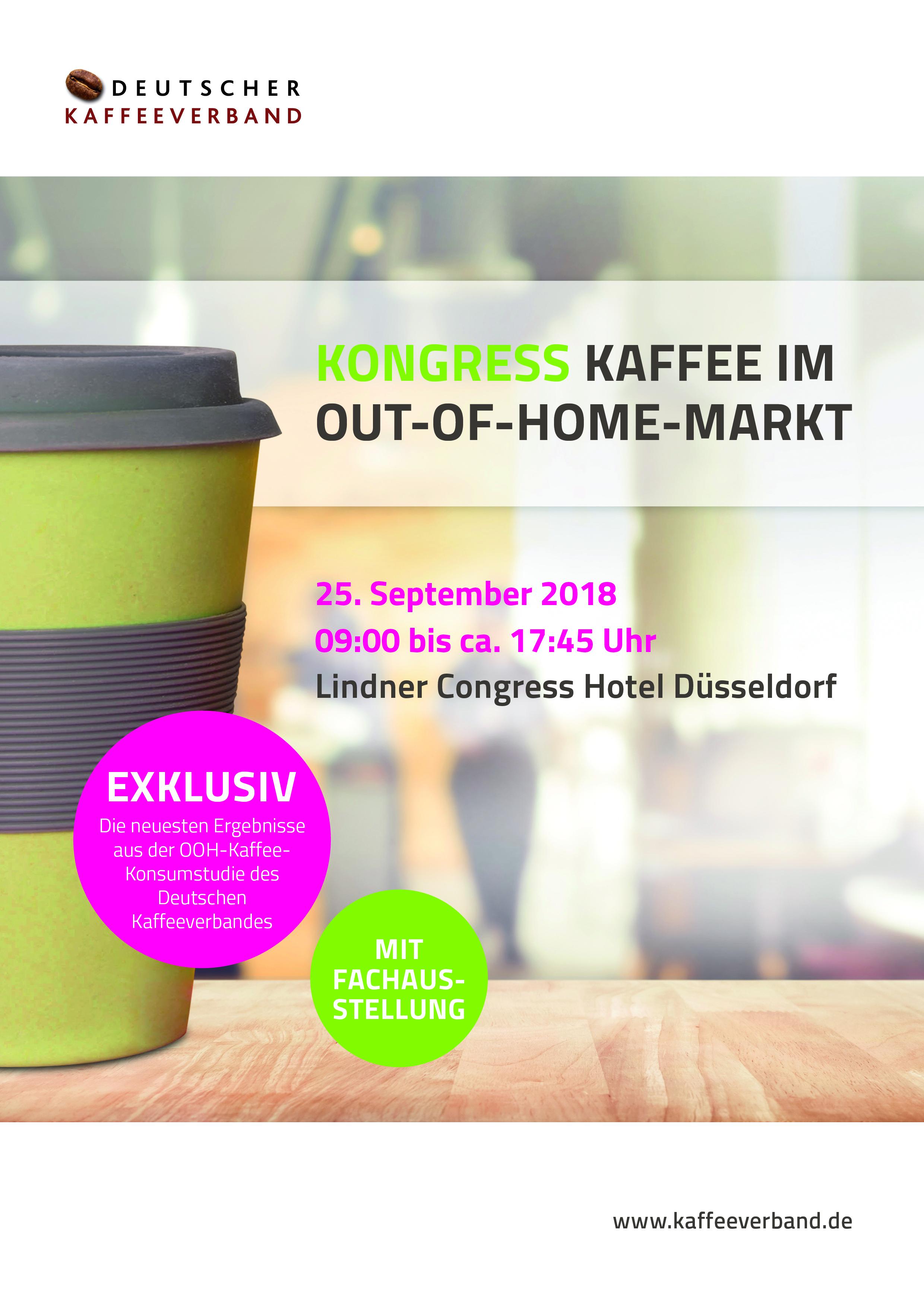 Kaffee im Außer-Haus-Markt: Zielgruppen, Trends und Potenziale